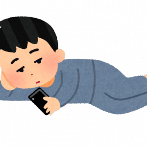 地元の奈良に戻って1か月経過、段々と自堕落な生活になってくる