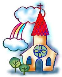 ☆明日は教会へいきましょう。☆神さまは私たちを愛しておられます。☆