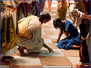 """""""☆イエスさまの救いと十字架☆でんわメッセージ☆神さまは私たちを愛しておられます。☆"""""""