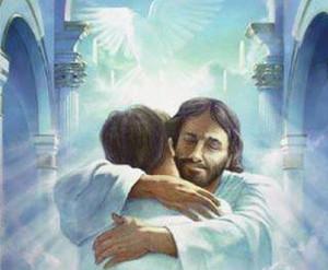 ☆残される弟子たちの愛の祈り☆。神さまは私たちを愛しておられます。☆