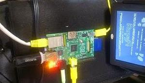 raspberry piを車載ミュージックサーバーにする(1)