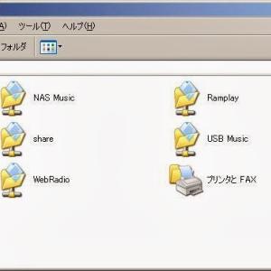 raspberry piを(車載?)ミュージックサーバーにする(3)