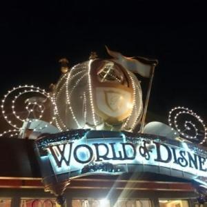 ディズニースプリングスではおみやげ選びと夕ご飯(お酒もOK)を楽しもう!