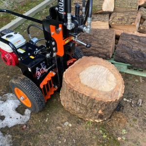 薪割り機の部品