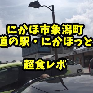 【秋田県】岩ガキうますぎ!道の駅ねむの丘、にかほっと潜入レポート【ほぼ食レポ】