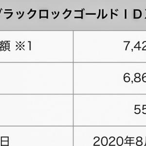 【確定拠出年金】ゴールド(純金)暴落_評価損益+55万円に減少