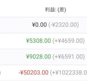 【FX自動売買】2021/7/19〜7/23(週間損益)