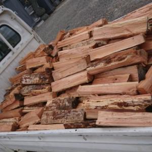 ご近所に薪屋オープン