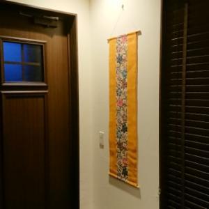 玄関と照明と出会いと