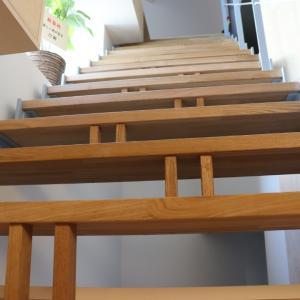 【web内覧会4】踊場から階段上部について