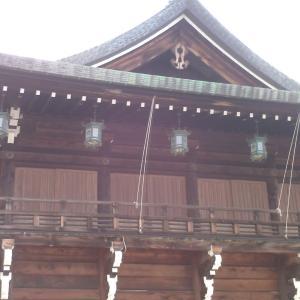 石切劔箭神社に行ってきました