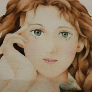 少女を描く…難しいね