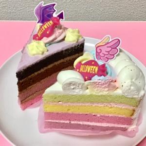 銀座コージーコーナーのハロウィンケーキ「天使のいたずらレインボー」「小悪魔の甘いささやき」がゆめかわいい♡