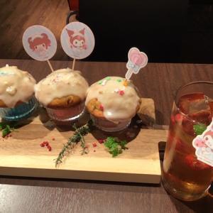 【諏訪ななか×マイメロディ】「Nanaka Suwa ♡ My Melody Cafe」が穴場スポットだっだ!【コラボカフェ】
