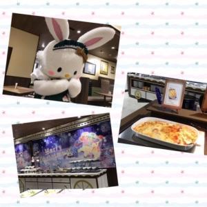 【ピューロランド】バイキング「館のレストラン」のクリスマスメニュー☆真っ白なフードって何!?【ニョッキが絶品♡】
