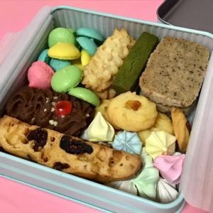 【BASE】人気カフェ「cafe アノヒアノトキ神戸」のお菓子を取り寄せてみた【かわいすぎる♡】