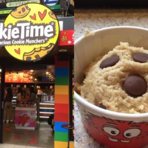 【焼かないクッキーが食べられる!?】クッキータイム原宿に行ってみた♪