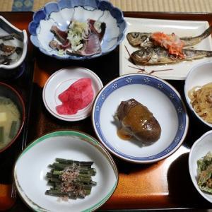 素朴な絶品料理 【亀屋旅館】 肘折温泉
