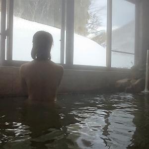 展望風呂で癒す【木村屋旅館】肘折温泉
