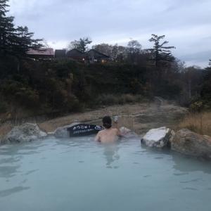 11-大迫力の混浴露天風呂【ふけの湯 】秋田県