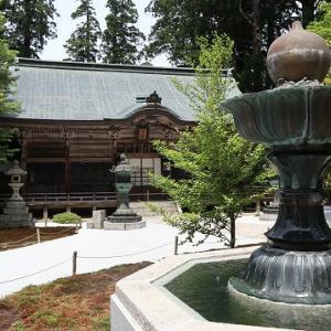 比叡山へ歩いて登る【京都旅スタート】