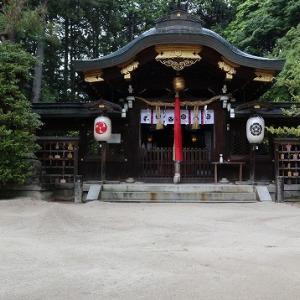 宮本武蔵ゆかりの神社 【八大神社】