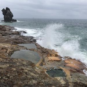 最強絶景の露天風呂【東温泉】薩摩硫黄島