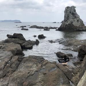岩の割れ目から極上湯【和歌山野湯巡り】