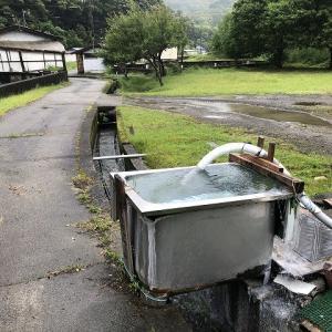 最強ぬる湯ドバドバ極上湯【湯ノ谷温泉 ステンレスバスの湯】和歌山湯巡り