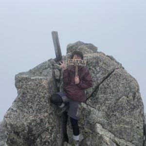 雄山から大汝山へ【 立山登山 】日本百名山