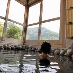 立山登山後の癒し湯 【 白樺ハイツ 】 亀谷温泉
