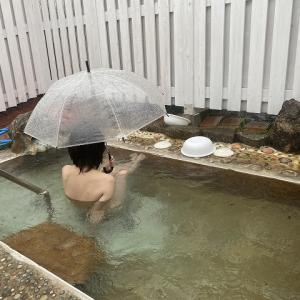 なんだかほっこり貸切露天風呂♪ 【 ホテル花飾璃 】 南紀白浜温泉