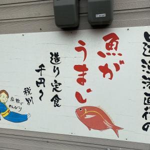 とにかく魚貝が旨い南紀和歌山!【お食事処 花風】
