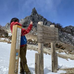 観音岳から地蔵岳へ 【天空のオベリスク 】鳳凰三山縦走④
