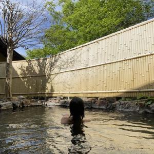 新緑眩しい柔らかな湯 【中の湯温泉旅館】 日本秘湯を守る会