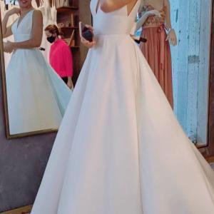 3軒目のウェディングドレス選びで遂にドレス決めました!