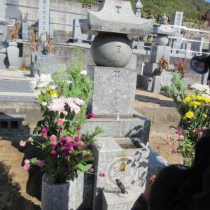 岡山で墓参りをして!鳥取の白兎海岸の神話の世界!