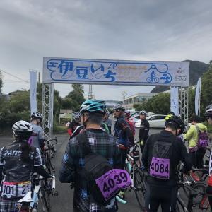 【獲得標高1800m超】伊豆いち85km!#2