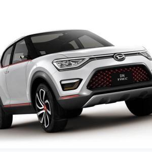 【トヨタのライズ小型SUVデビュー】ダイハツのロッキーOEMで価格は200万円前後