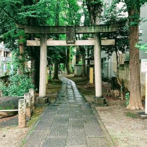 荻窪白山神社は都会の癒しスポット!:YOSHIの生まれ育った街散歩  荻窪編  Part2
