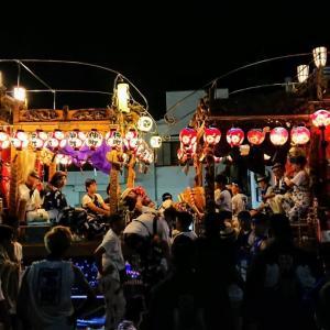 「館山のまつり」に行ってきた!:南房総ここは外せない観光スポット 30、館山地区合同祭礼