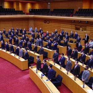 1月臨時議会が開催されました