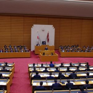 5月臨時議会が開催されました