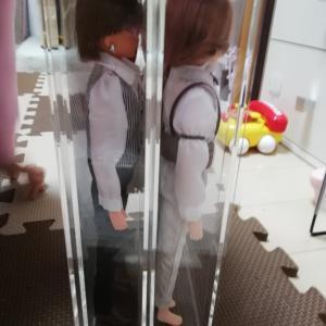 有名メーカーの透明ケースがリカちゃんの収納にぴったりすぎる。