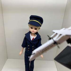 リカちゃんはパイロット【リカちゃん憧れの職業シリーズ】