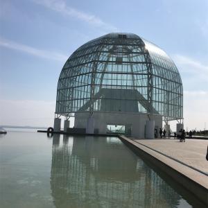 【ベビ連れ水族館】葛西臨海水族園へお出かけ