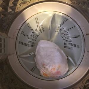 洗濯機におむつが入ってた衝撃