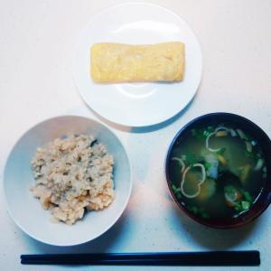 夕飯と体臭の話