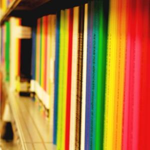 捨てられない書類はファイルしてみるという、逆発想な断捨離法(書類整理のヒント3)。