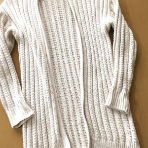 春の衣替え、3月に仕舞った冬の服(2020年)。
